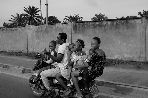 Family on 2 Wheels