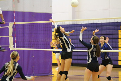 Volleyball vs. Wakeeney 2014