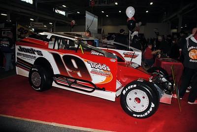 PPB Motorsports expo 2015,George Steigerwalt jr