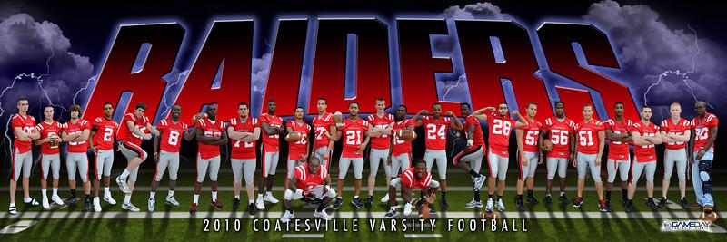 Coatesville Raiders HIgh School