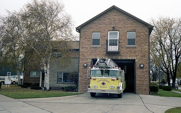 OUTAGAMIE  COUNTY  FIRE DEPARTMENTS