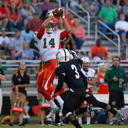 East Lincoln at Forestview - 9/11/15