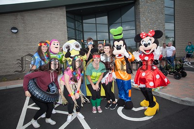 Ballyholland hosted a Fancy dress parade followed by a disco at the Community Centre. R1632024