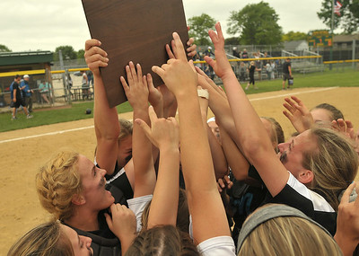 St. Charles North Softball Sectional Final