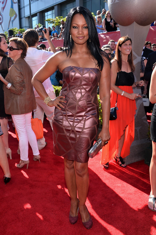 . Actress Garcelle Beauvais attends The 2013 ESPY Awards at Nokia Theatre L.A. Live on July 17, 2013 in Los Angeles, California.  (Photo by Alberto E. Rodriguez/Getty Images for ESPY)
