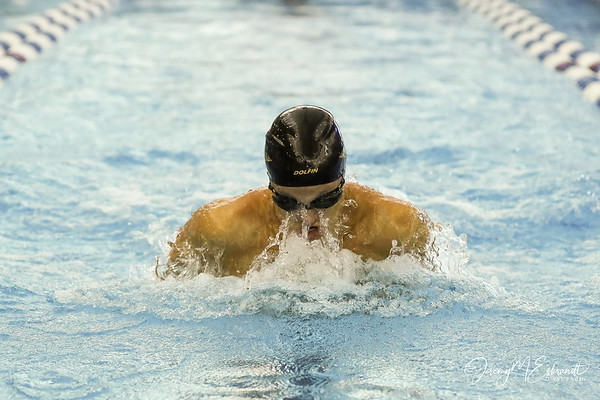 FSU Men's Swimming - 02-21-2018