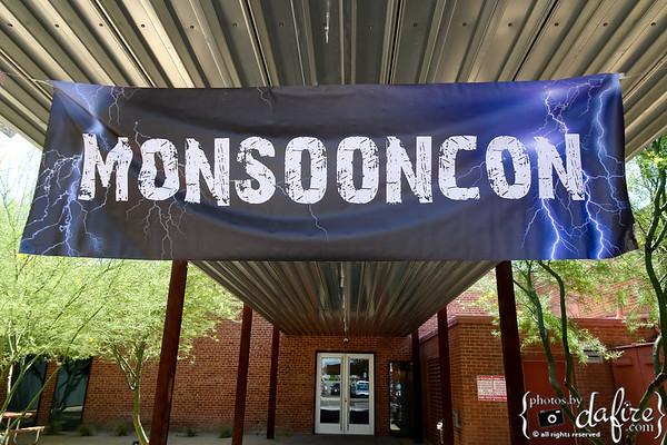 2017 Monsoon Con - Event Photos