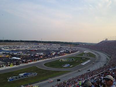 Kentucky Speedway July 2012