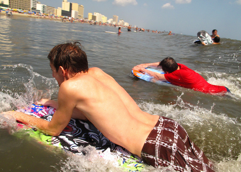 brent and baird boogie boarding.jpg