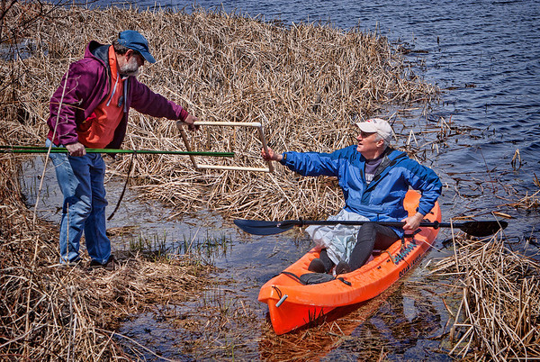 Marsh Cleanup 2014