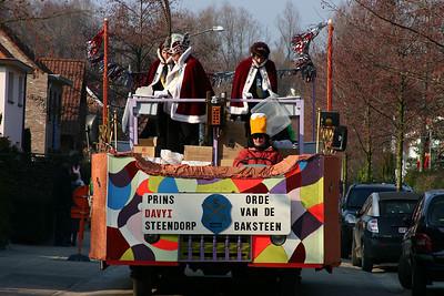 Carnavalstoet Steendorp 2006 - Deel 1