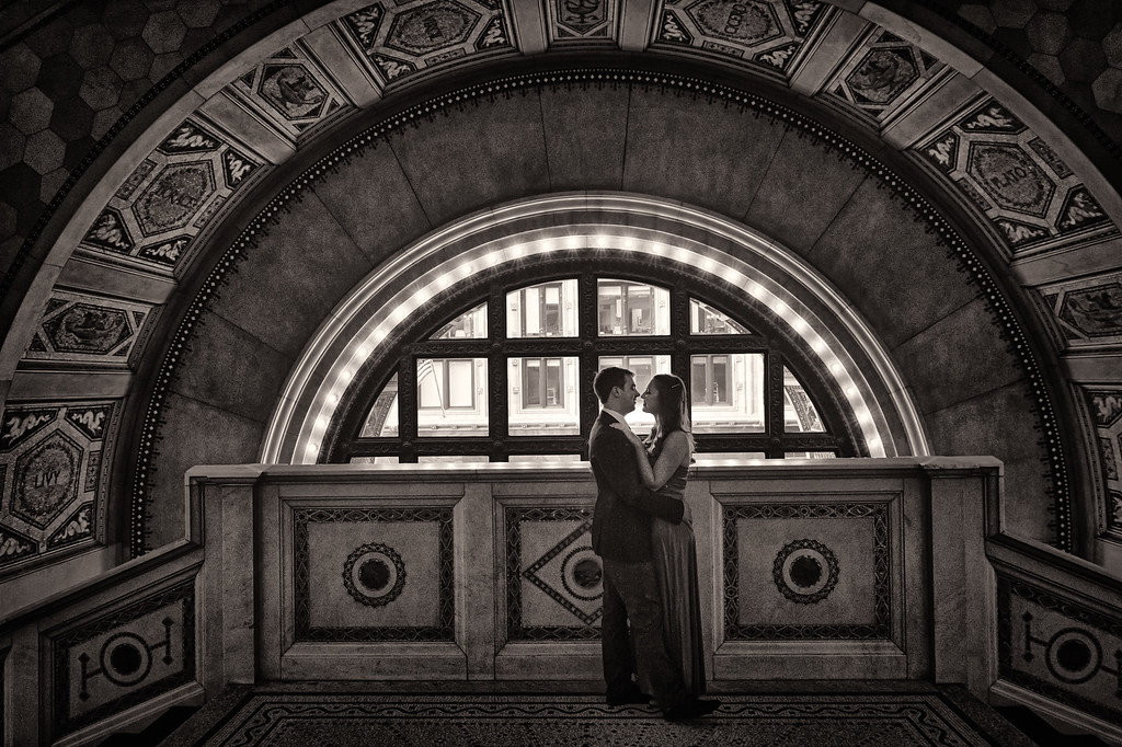 Engagement Chicago