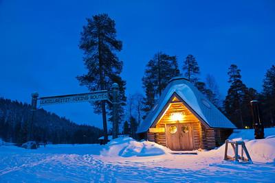 Finland Salla 2012