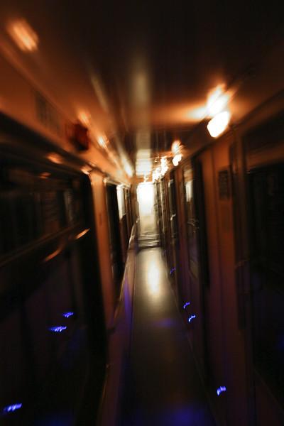 night train to Switzerland