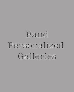 CHS Band Personalized Galleries