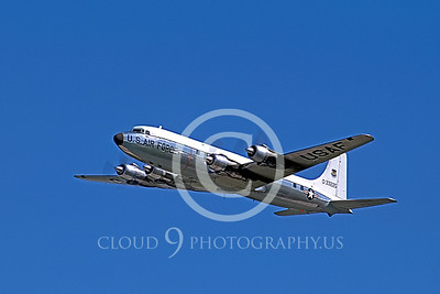 USAF Douglas C-118 Skymaster Military Airplane Pictures
