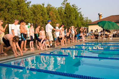 Oak Pointe Swimming vs. Orchard Valley June 26, 2007