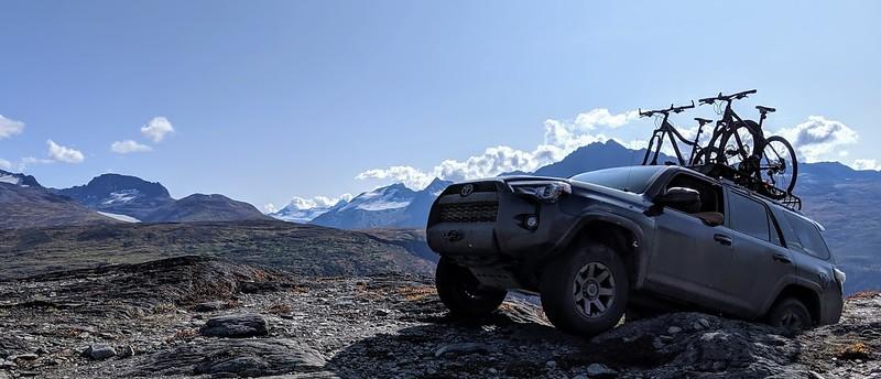 August 2019 Alaska trip