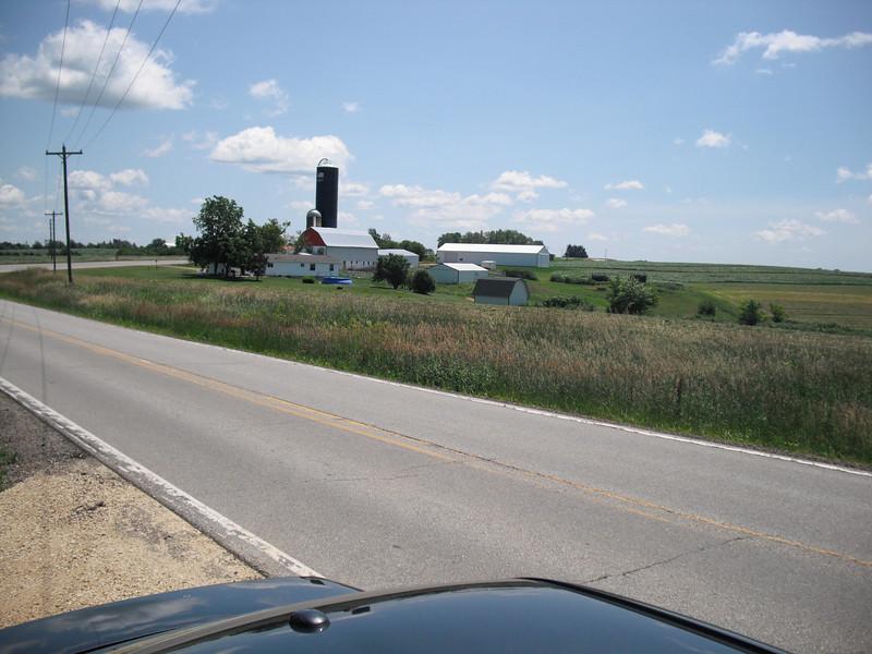 2009-07-11 Rolling farmland outside Cashton WI (5).JPG