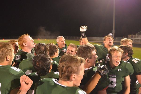 Eagles Win Big Homecoming Game, Upset Lingle