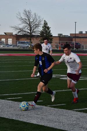 Varsity Boys Soccer vs Waverly