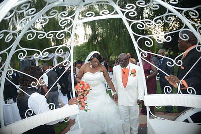 Novelette and Trevor's Wedding