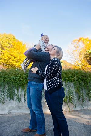 Ellington/Guyer Family 2015
