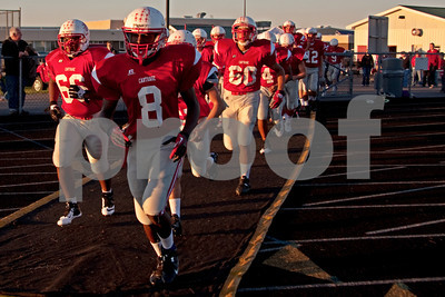 9/27/2013 - Watertown @ Carthage (Homecoming Game/Friendship Cup) - Carthage High School, Carthage, NY