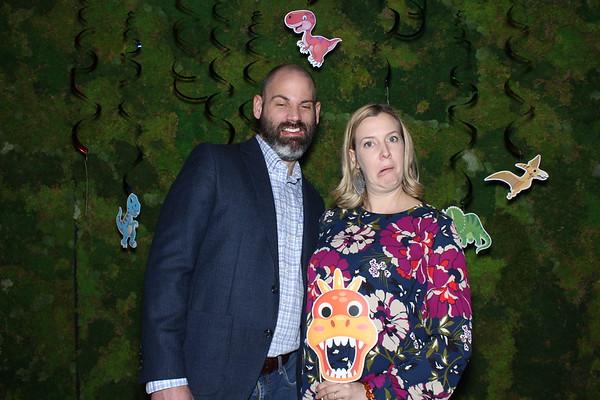 Nathan & Adrienne + Little Dino Fiesta November 11, 2018