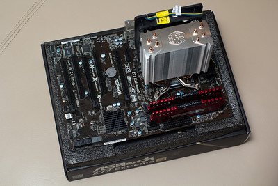 new motherboard