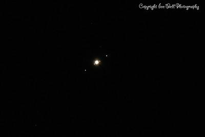 2019 Jupiter and Moons