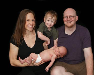 Cillian, Mason, Paul & Marianne