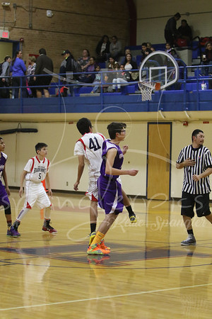 20160128 8th Boys Blue Ridge @ Holbrook
