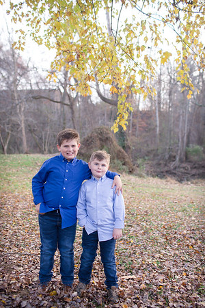 Collier Family Fall 2018