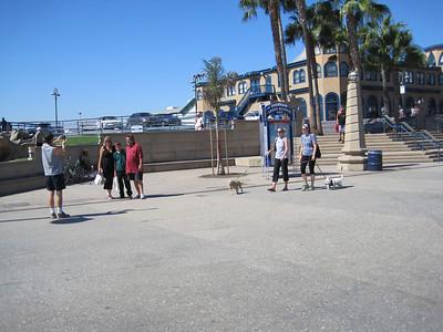 Los Angeles - Santa Monica Pier/Beach - Sept 2009