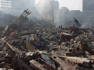 New York - 22-Sept-2001 to 27-Sept-2001