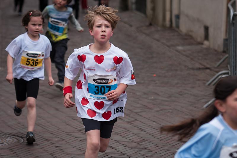 IJsselloop 2013 - 1KM