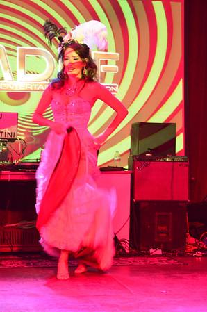 AMDEF 2013 - Burlesque Dancer