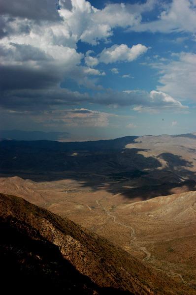 Anza Borrego State Park- Storm Canyon