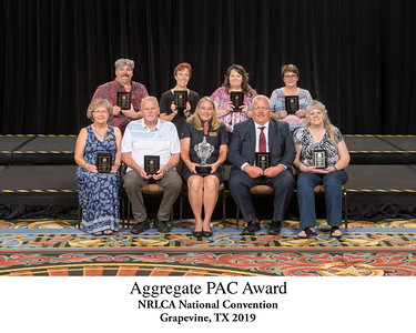 101 Aggregate PAC Award