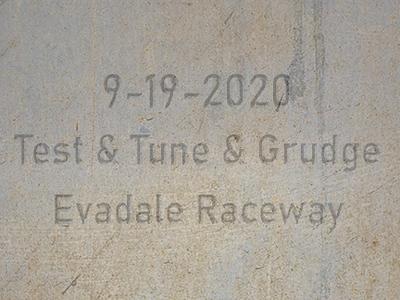 9-19-2020 Evadale Raceway 'Test & Tune & Grudge Racing'
