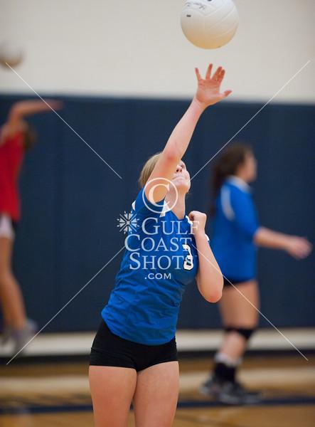 2011-09-22 Volleyball Varsity Girls Kinkaid @ Episcopal