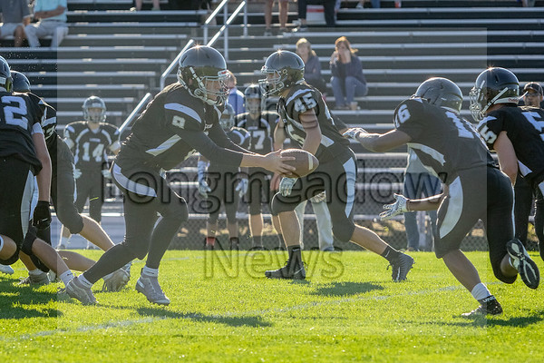Longmeadow High School Football 9-27-19