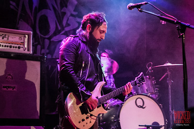 Monte Pittman at the Whisky