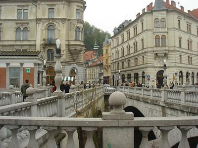 April 2007 - Ljubljana, Slovenia