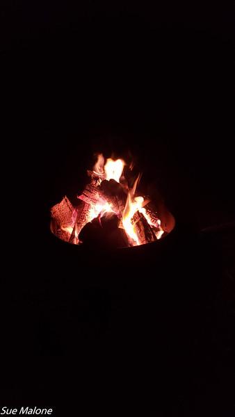 12-18-2020 Campfire and Christmas