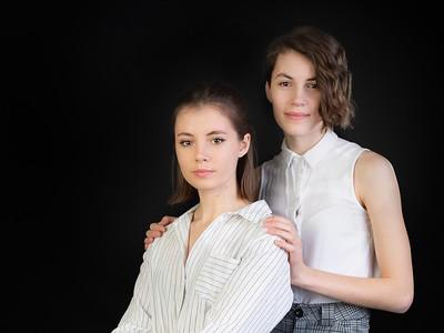 Galesha & Dee Dee