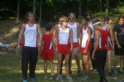 Boys Cross Country - 2008-2009 - 8/27/2008 Hesperia