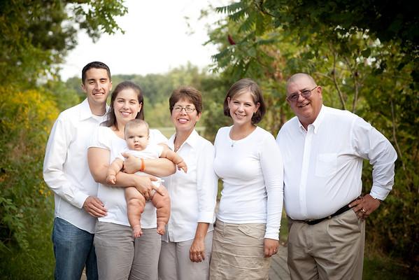 Wiese-Hurckes Family