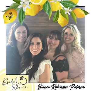 15 juin 2019 - Bianca's Bridal Shower